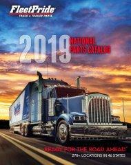 2019 National Parts Catalog