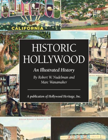Historic Hollywood