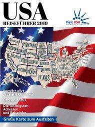 USA Reiseführer 2019