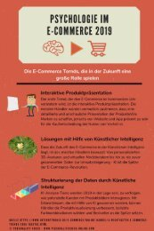 PSYCHOLOGIE IM E-COMMERCE 2019