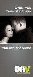 DAV PTSD Brochure