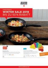 Kuhn Rikon 2019 WINTER SALE Flyer