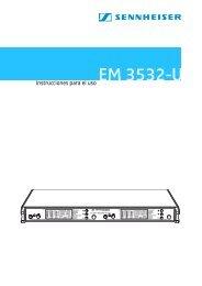EM 3532-U - Sennheiser Communications