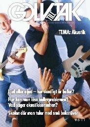 Golv till Tak #6-2011