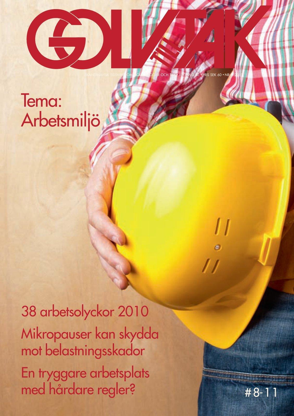 Golv till Tak #8-2011
