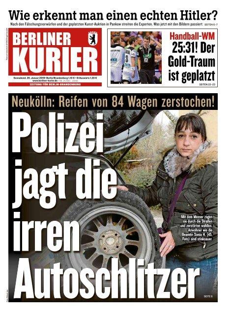Berliner Kurier 26.01.2019