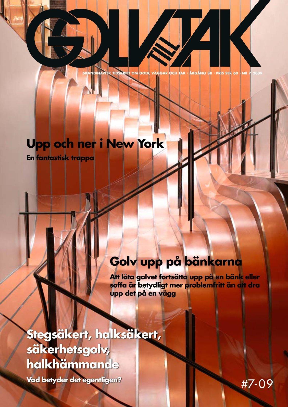 Golv till Tak #7-2009