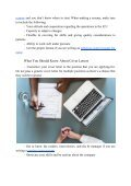 Nursing School Cover Letter and Resume: Things to Know to Get Perfect Docs - Page 3