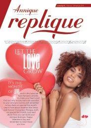 Replique - Campaign 8 - February 2019