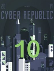 Cyber Republic Weekly Update 10