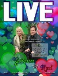 LIVE Magazine TV Issue #273 February 2019
