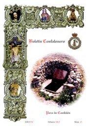 Boletín Confalonero 2012