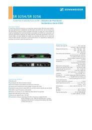 HF Wireless Monitor System E - Klein + Hummel