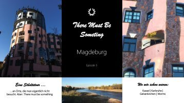 ThereMustBeSomething in Magdeburg