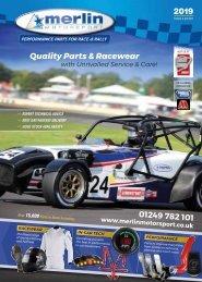 Merlin Motorsport 2019 Catalogue