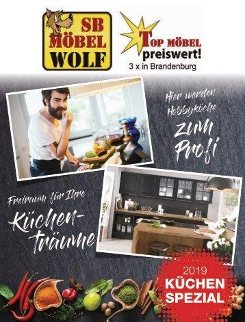 Freiraum für Ihre Küchenträume!