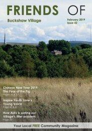 Issue 42 - FRIENDS OF BUCSHAW VILLAGE