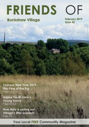 Issue 42 - FRIENDS OF BUCSHAW VILLAGE
