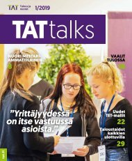 TAT talks