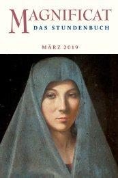 MAGNIFICAT - Das Stundenbuch - März 2019 (Leseprobe)