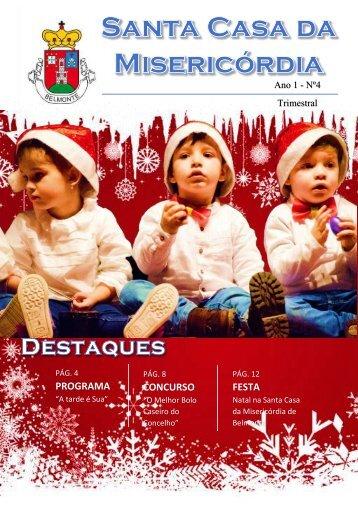 Revista Trimestral Dezembro - plataforma