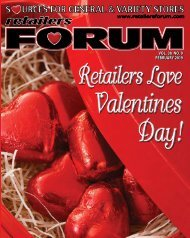 Retailers Forum Magazine Feb. 2019