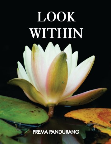 Look Within by Prema Pandurang
