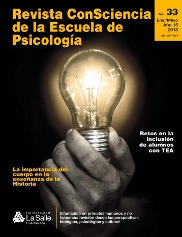 Revista Consciencia No 33