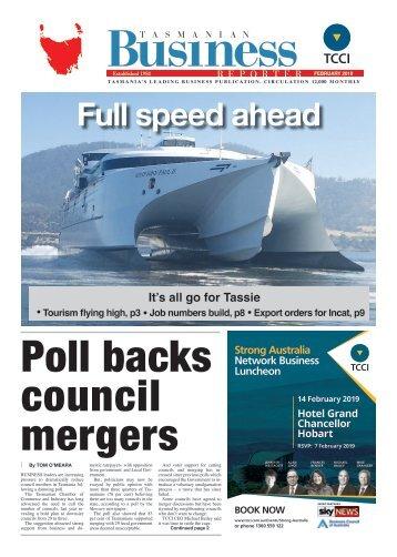 Tasmanian Business Reporter February 2019