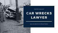 Accident Attorneys Mississippi | Auto Accident & Car Wreck Claim