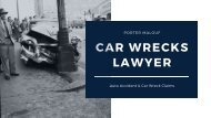 Accident Attorneys Mississippi | Auto Accident & Car Wreck Claim