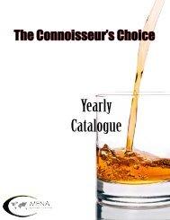 yearly catalogue