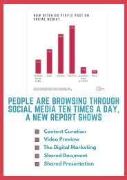 People Are Browsing Through Social Media Ten Times A Day, A New Report Shows