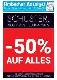 01.02.2019 Simbacher Anzeiger