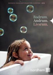 Nordhem - Katalog 2019