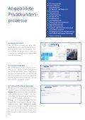 Privatkundenprozesse von CURSOR - Page 2