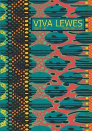Viva Lewes Issue #149 February 2019