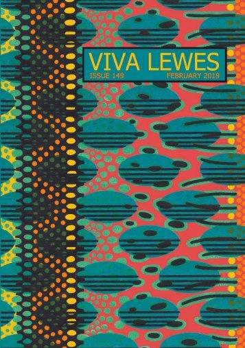 Viva Lewes Issue #149 February 2019