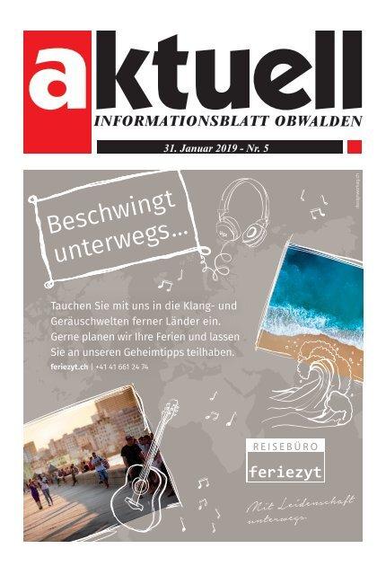 Amtsblatt - Kanton Obwalden