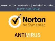 www.norton.com/setup | reinstall or setup - norton.com/setup