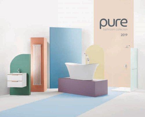 Pure Bathroom Collection