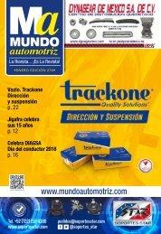 Mundo Automotriz La Revista... ¡Es La Revista! No. 274 Enero 2019