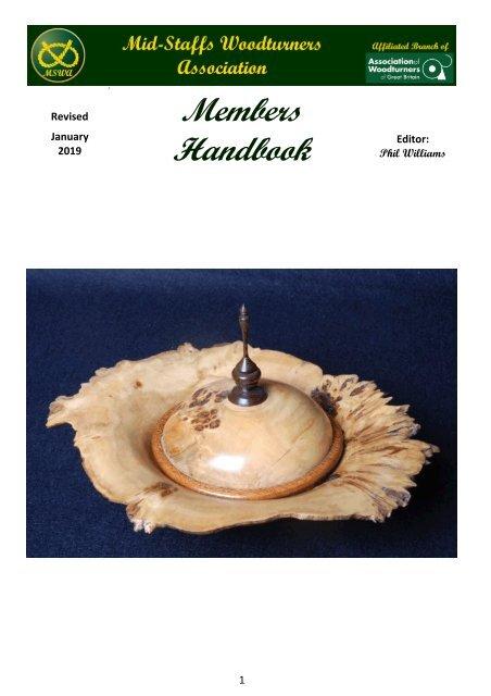 MSWA Handbook - Revised January 2019