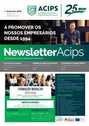 ACIPS NEWSLETTER // Fevereiro 2019 - Edição 1 - Nº5