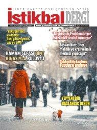 İstikbal Gazetesi Dergisi Ocak Sayısı