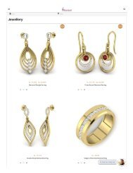 Online jewelry stores
