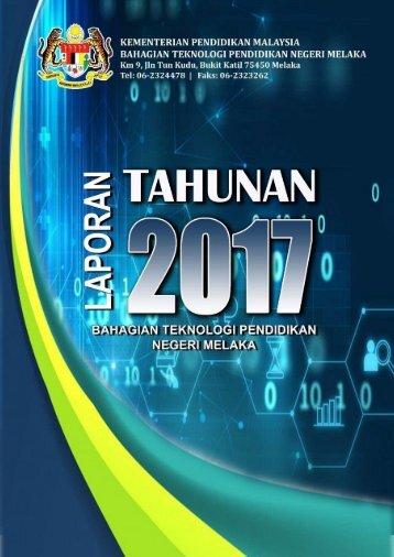 LAPORAN TAHUNAN BTPN MELAKA 2017