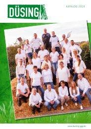 Düsing Gartenmarkt - Katalog 2019