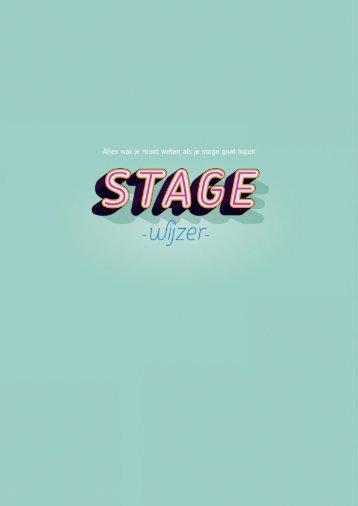 JOB - Stagewijzer