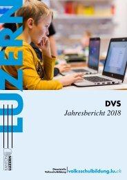 Jahresbericht DVS 2018